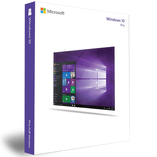 Windows 10 Pro ESD (Nowa licencja / 1 stanowisko / Wieczysta)