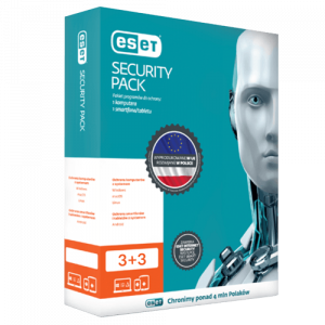 Eset Security Pack 3+3