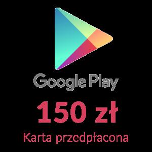 Google Play (150 zł)