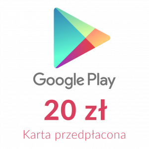 Google Play (20 zł)