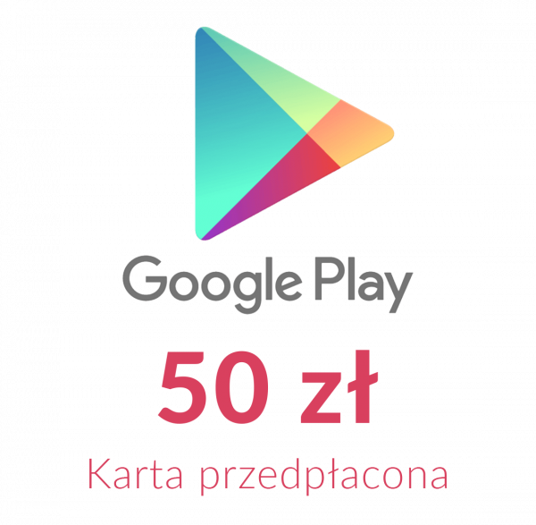 Google Play (50 zł)