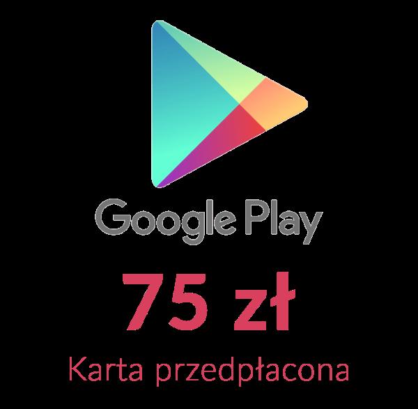 Google Play (75 zł)
