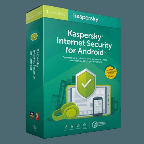 Kaspersky Android 2021 (Nowa licencja / 1 stanowisko / 1 rok)