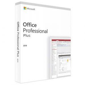 Office 2019 Professional Plus (Nowa licencja / 1 stanowisko / Wieczysta)