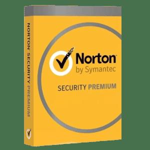 Norton Security Premium + 25 GB 2021 (Nowa licencja / 10 stanowisk / 1 rok)