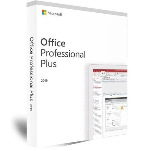OfficeProPlus 2019 OLP NL Gov (Nowa licencja / 1 stanowisko / Wieczysta)