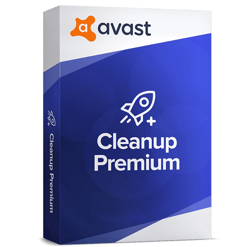 Avast CleanUp Premium 2021 (Nowa licencja / 3 stanowiska / 1 rok)