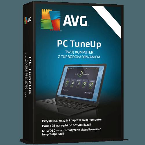AVG TuneUp 2021  (Nowa licencja / 1 stanowisko / 2 lata)