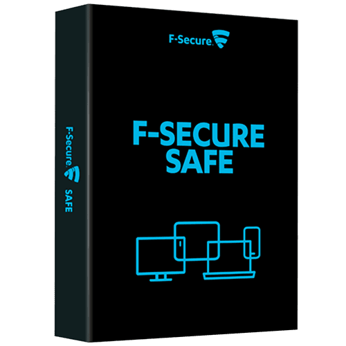 F-Secure SAFE 2021  (Nowa licencja / 5 stanowisk / 2 lata)