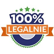 100% legalnie