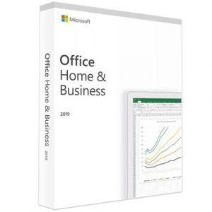 Office 2019 Home / Business Win/Mac - Dla Firmy (Nowa licencja / 1 stanowisko / Wieczysta)