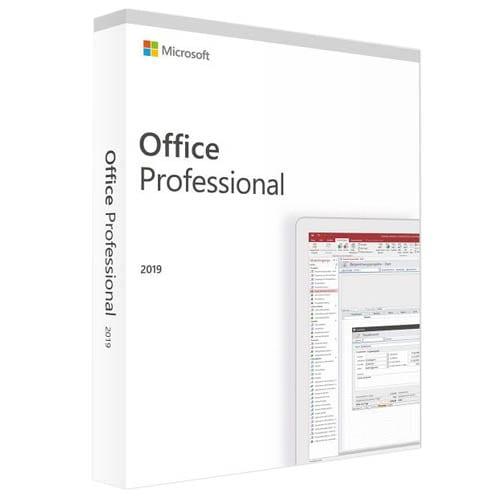 Office 2019 Professional (Nowa licencja / 1 stanowisko / Wieczysta)