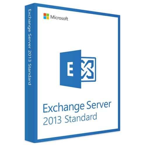 Microsoft Exchange Server 2013 Standard (Nowa licencja / 1 stanowisko / Wieczysta)