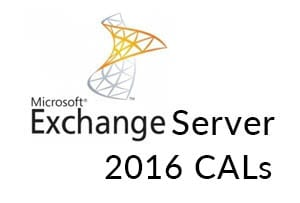 Microsoft Exchange Server 2016 CALs