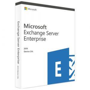 Microsoft Exchange Server 2019 Enterprise | 1 Device CAL (Nowa licencja / 1 stanowisko / Wieczysta)