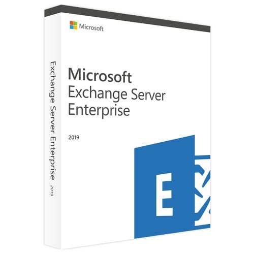 Microsoft Exchange Server 2019 Enterprise (Nowa licencja / 1 stanowisko / Wieczysta)