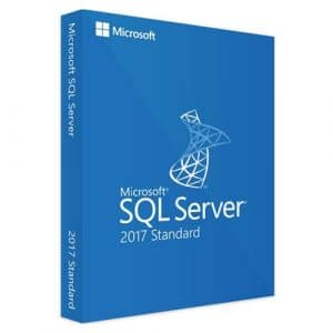 Microsoft SQL Server 2017 Standard (Nowa licencja / 1 stanowisko / Wieczysta)
