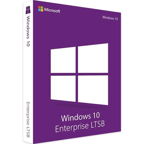 Windows 10 Enterprise LTSB 2016 (Nowa licencja / 1 stanowisko / Wieczysta)