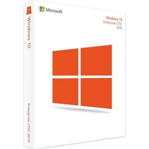 Windows 10 Enterprise LTSC 2019 (Nowa licencja / 1 stanowisko / Wieczysta)