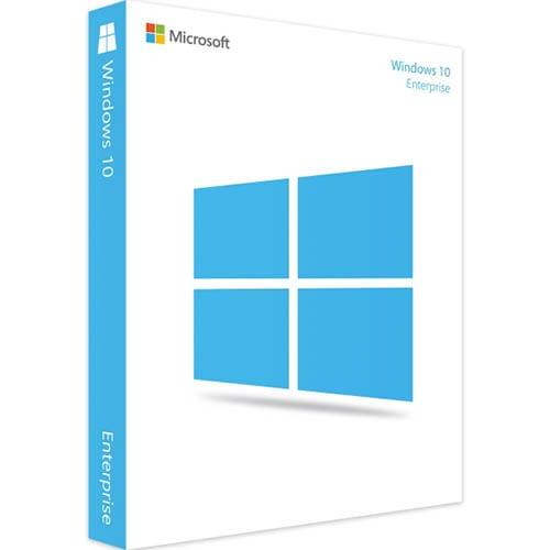 Windows 10 Enterprise (Nowa licencja / 1 stanowisko / Wieczysta)