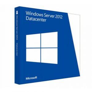 Windows Server 2012 Datacenter (Nowa licencja / 1 stanowisko / Wieczysta)