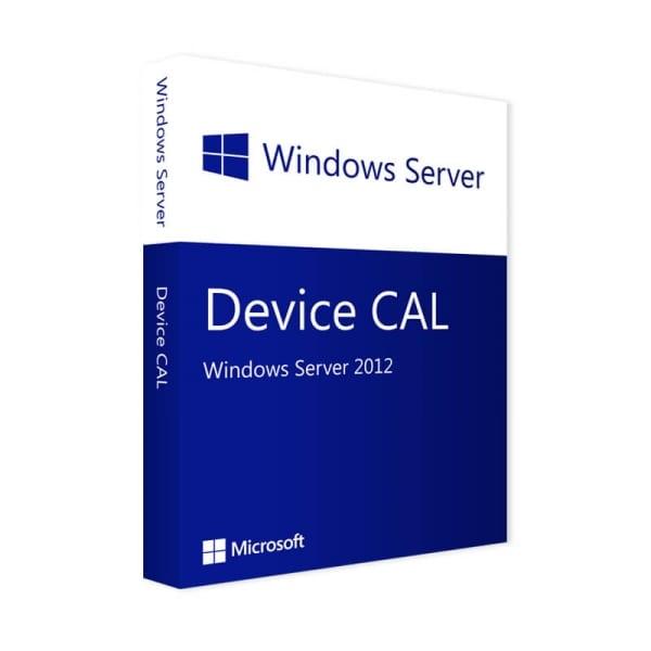Windows Server 2012 | 1 Device CAL (Nowa licencja / 1 stanowisko / Wieczysta)