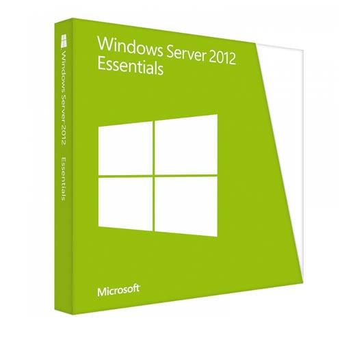 Windows Server 2012 Essentials (Nowa licencja / 1 stanowisko / Wieczysta)