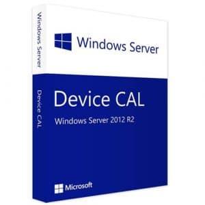 Windows Server 2012 R2 | 1 Device CAL (Nowa licencja / 1 stanowisko / Wieczysta)