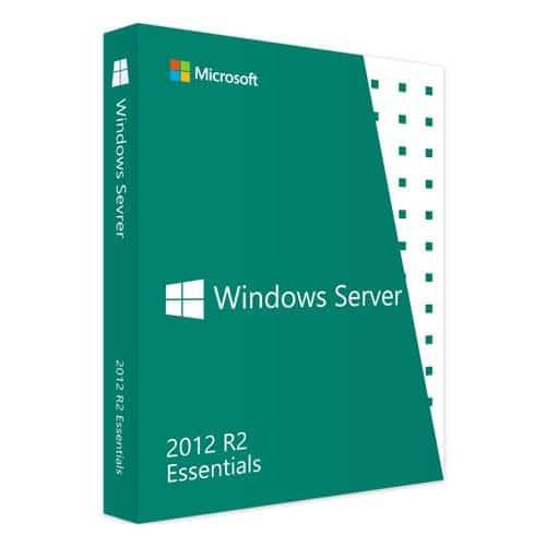 Windows Server 2012 R2 Essentials (Nowa licencja / 1 stanowisko / Wieczysta)