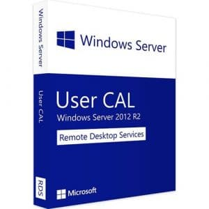 Windows Server 2012 R2 RDS | 1 User CAL (Nowa licencja / 1 stanowisko / Wieczysta)