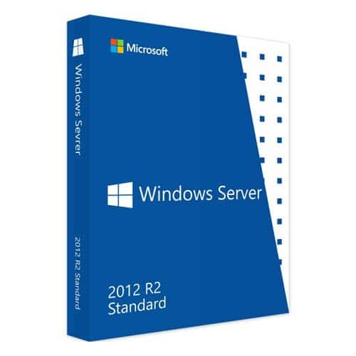 Windows Server 2012 R2 Standard (Nowa licencja / 1 stanowisko / Wieczysta)
