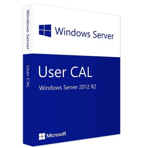 Windows Server 2012 R2 | 1 User CAL (Nowa licencja / 1 stanowisko / Wieczysta)