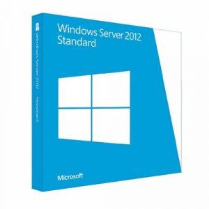 Windows Server 2012 Standard (Nowa licencja / 1 stanowisko / Wieczysta)