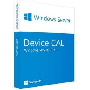 Windows Server 2016 | 1 Device CAL (Nowa licencja / 1 stanowisko / Wieczysta)
