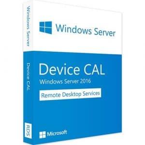 Windows Server 2016 RDS | 1 Device CAL (Nowa licencja / 1 stanowisko / Wieczysta)