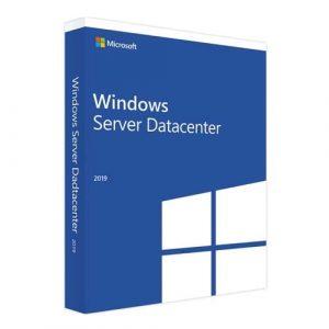 Windows Server 2019 Datacenter (Nowa licencja / 1 stanowisko / Wieczysta)