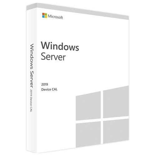 Windows Server 2019 | 1 Device CAL (Nowa licencja / 1 stanowisko / Wieczysta)