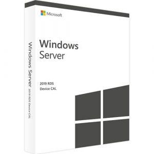 Windows Server 2019 RDS | 1 Device CAL (Nowa licencja / 1 stanowisko / Wieczysta)