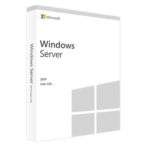 Windows Server 2019 | 1 User CAL (Nowa licencja / 1 stanowisko / Wieczysta)