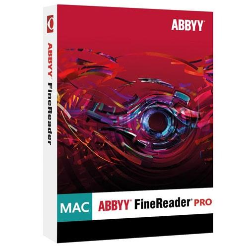 ABBYY FineReader 15 Pro Mac (Nowa licencja / 1 stanowisko / Wieczysta)