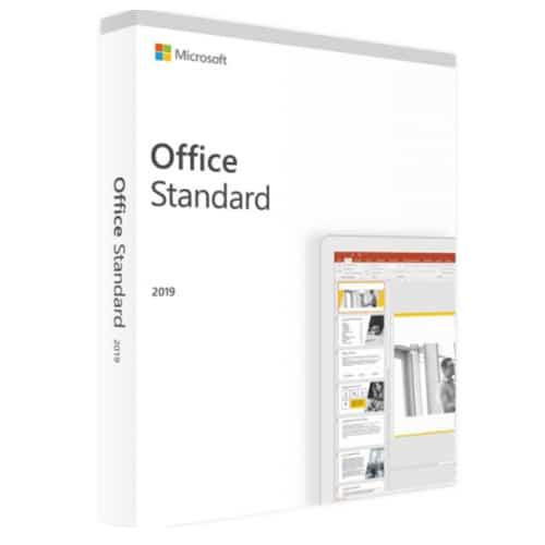 OfficeStd 2019 OLP NL Gov (Nowa licencja / 1 stanowisko / Wieczysta)