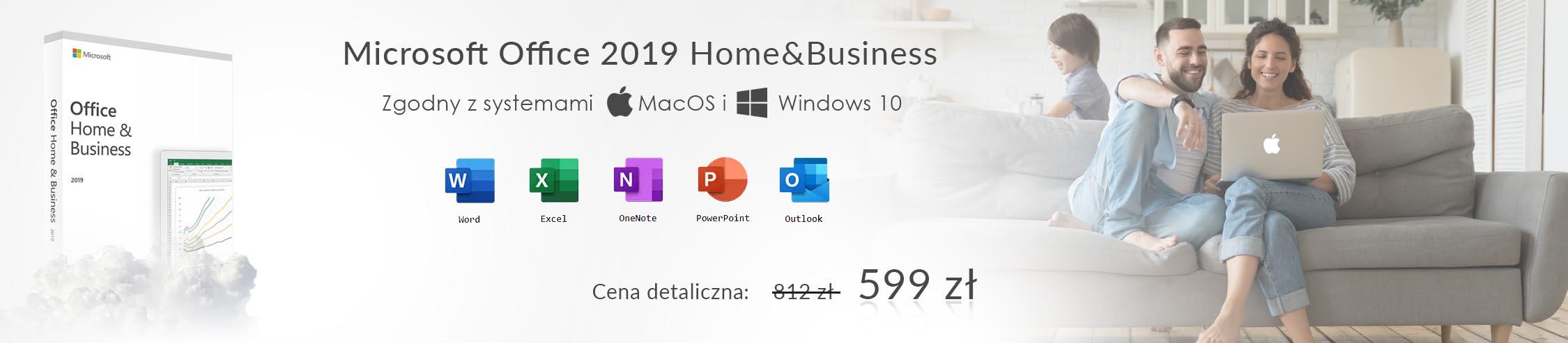 Microsoft Home Business baner