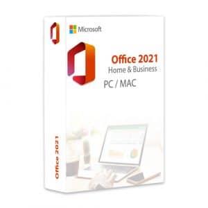 Office 2021 Home / Business (Nowa licencja / 1 stanowisko / Wieczysta)