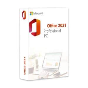 Office 2021 Professional (Nowa licencja / 1 stanowisko / Wieczysta)