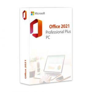 Office 2021 Professional Plus (Nowa licencja / 1 stanowisko / Wieczysta)